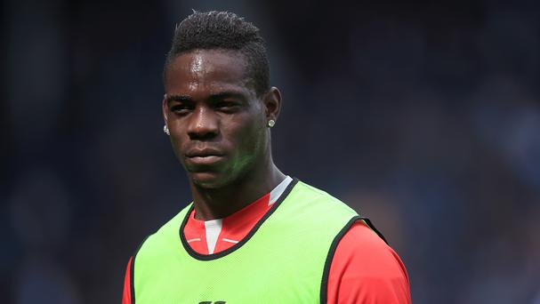 Mario Balotelli joined Nice from Liverpool on a free transfer