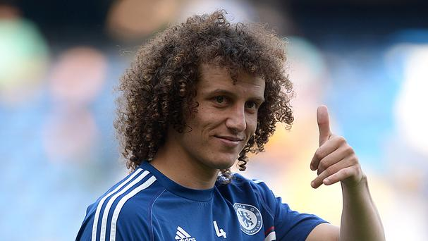 Brazilian David Luiz is ready to play wherever he is asked by Chelsea manager Antonio Conte following a £34million deadline day move back to London from Paris St Germain