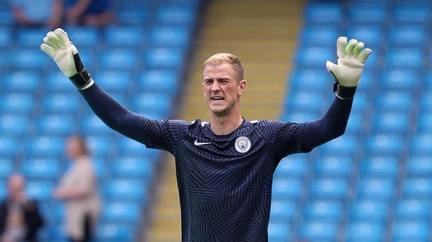 There may be no way back for Joe Hart at Manchester City