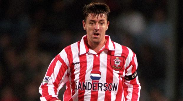 Matt Le Tissier spent all of his career at Southampton before retiring in 2002