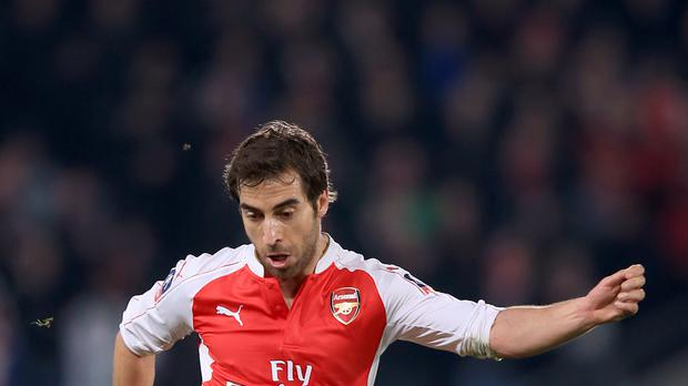 Palace sign Flamini on one-year EPL deal