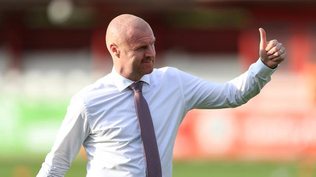 Sean Dyche has praised Hull's players for making a strong start to the season