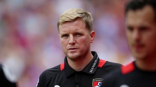 AFC Bournemouth manager Eddie Howe speaks highly of Tony Pulis