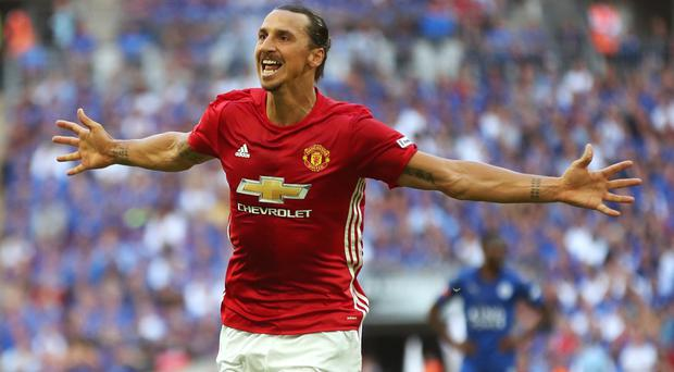 Zlatan Ibrahimovic has had few problems adapting to the Premier League