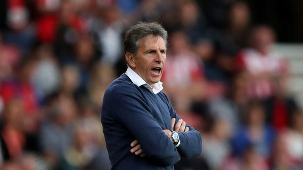 Claude Puel, pictured, regards as Arsene Wenger as a big influence on his career