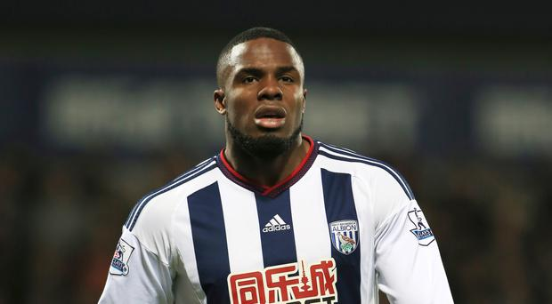 Victor Anichebe has been challenged to re-launch his career at Sunderland