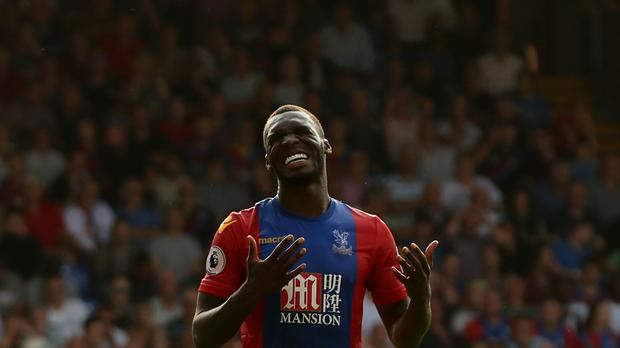 Christian Benteke is Crystal Palace's club-record signing