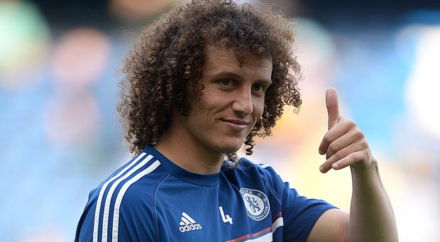 Antonio Conte believes David Luiz can become one of the best defenders in the world