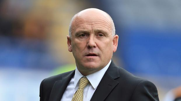 Hull caretaker manager Mike Phelan is hoping to earn a permanent deal soon after his side grabbed a 1-1 draw at Burnley