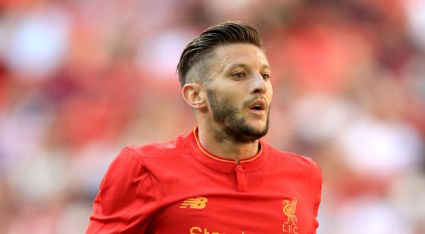 Adam Lallana believes Liverpool's first home match of the season has set the standard for the remainder of the campaign.