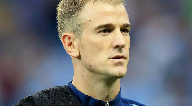 Joe Hart's Torino debut did not go entirely to plan