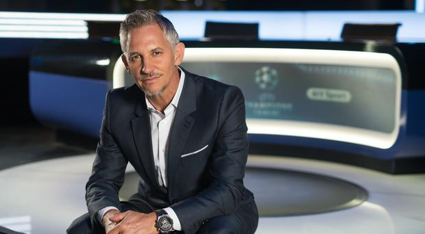 Gary Lineker, pictured, was delighted to see Jamie Vardy snub Arsenal