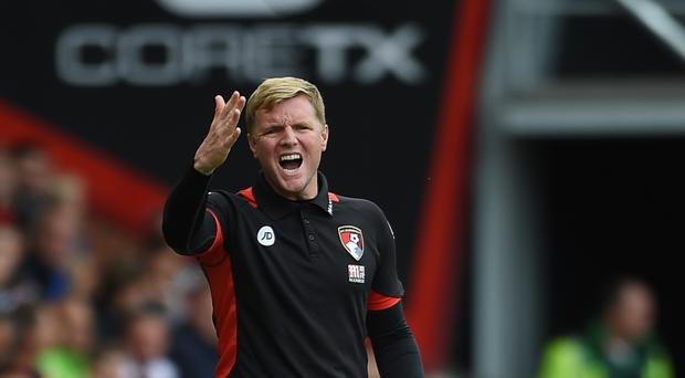 Bournemouth manager Eddie Howe admires Pep Guardiola for the impact he has had at Manchester City