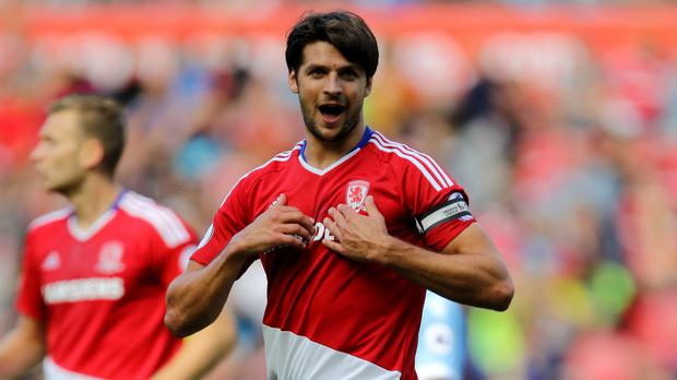 Karanka backs Middlesbrough defender Friend - 'George is amazing'
