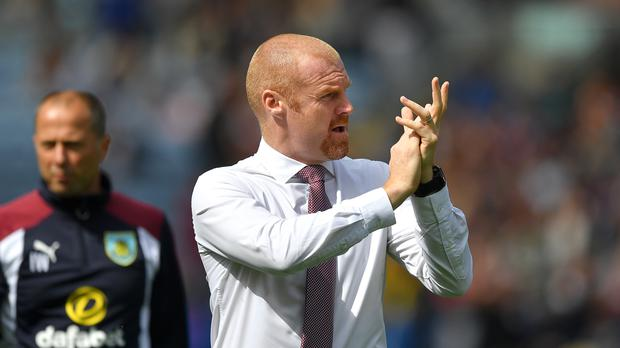 Sean Dyche has huge respect for Leicester