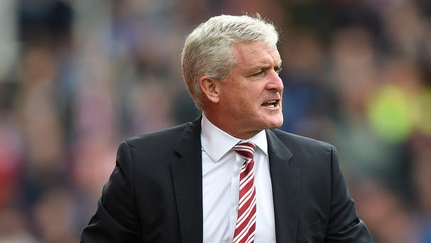 Mark Hughes faces a potential touchline ban