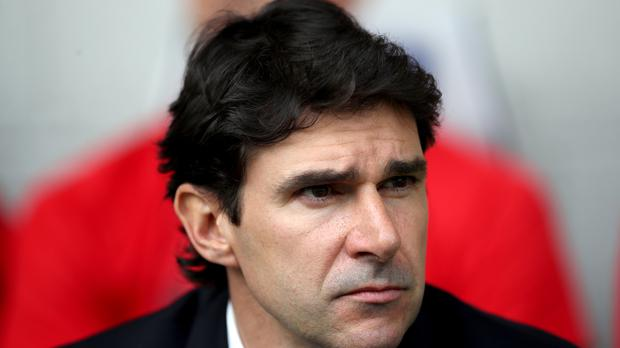 Middlesbrough head coach Aitor Karanka has challenged his players to relish coming up against the best