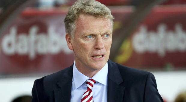 David Moyes, pictured, admitted the uncertainty surrounding Lamine Kone's future during the transfer window proved an unwelcome distraction