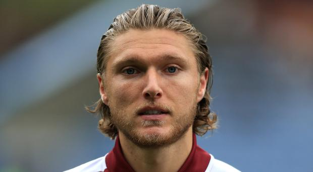 Jeff Hendrick joined Burnley on deadline day