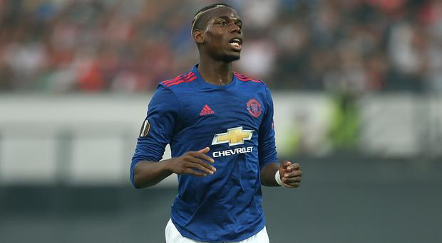 Paul Pogba completed his move to Old Trafford from Juventus for £89million last month
