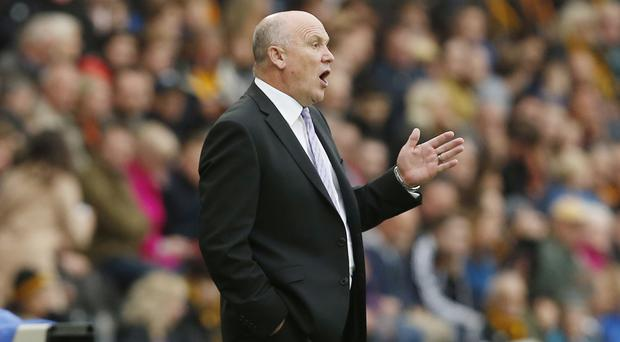 Mike Phelan has been in temporary charge at Hull since Steve Bruce's exit