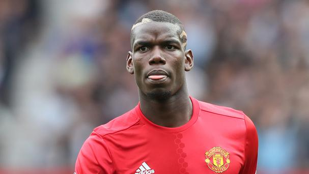 Paul Pogba had another difficult day in a Manchester United shirt