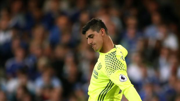 Chelsea keeper Thibaut Courtois enjoyed a hugely successful loan stint at Atletico Madrid