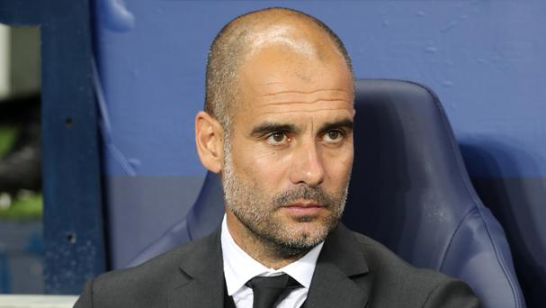 Despite reports, Manchester City manager Pep Guardiola is not interested in signing Benfica's Alex Grimaldo