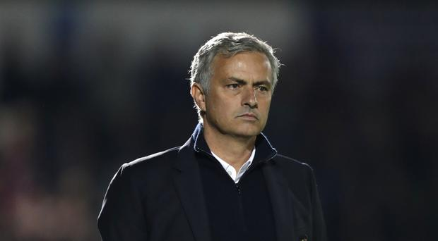 Jose Mourinho's Manchester United avoided a fourth straight loss by winning at Northampton