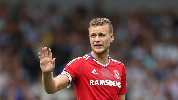 Middlesbrough defender Ben Gibson has been tipped to receive a senior call-up from England boss Sam Allardyce