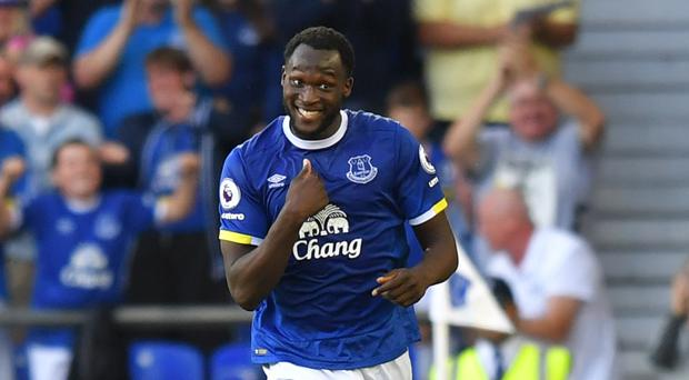 Romelu Lukaku is expected to be fit for the weekend