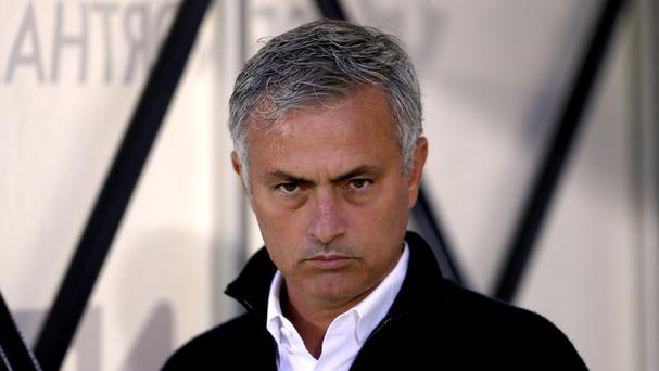 Manchester United manager Jose Mourinho is unhappy with the critcism of his side