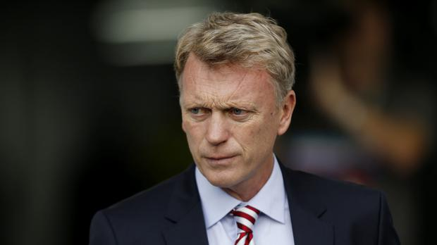 David Moyes is yet to experience a league win as Sunderland manager