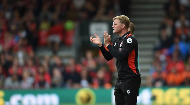 Bournemouth manager Eddie Howe welcomes Everton to the Vitality Stadium on Saturday