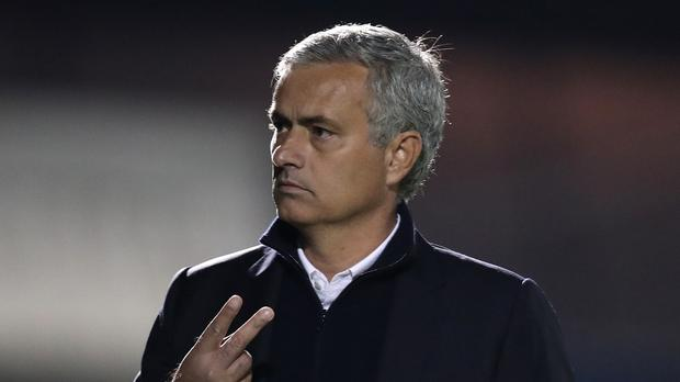 Manchester United's manager Jose Mourinho has given his view on recent criticism