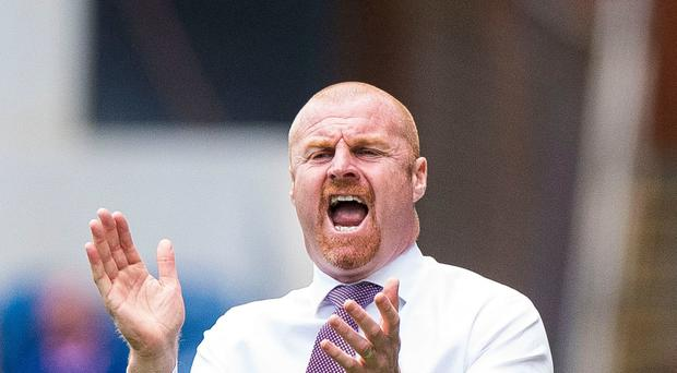 Burnley manager Sean Dyche has no hard feelings against his former club Watford