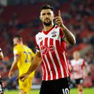 Southampton forward Charlie Austin (pictured) has scored three goals in his last three appearances when brought into the team by manager Claude Puel