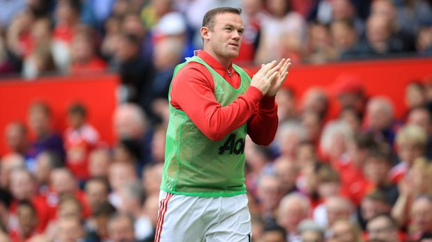 No Wayne Rooney, no problem for Manchester United