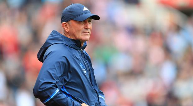 It was a landmark day for West Brom boss Tony Pulis
