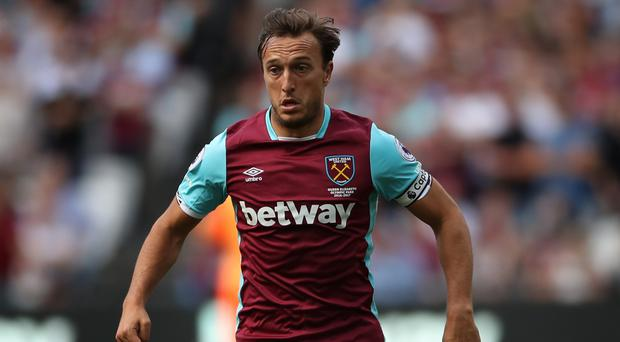 West Ham captain Mark Noble wants the problems at the London Stadium to be sorted quickly