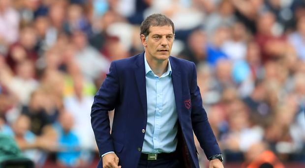 Slaven Bilic's West Ham have lost their last four Premier League matches
