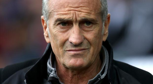 Manager Francesco Guidolin is to be given time to shift Swansea's momentum after a poor sequence of results