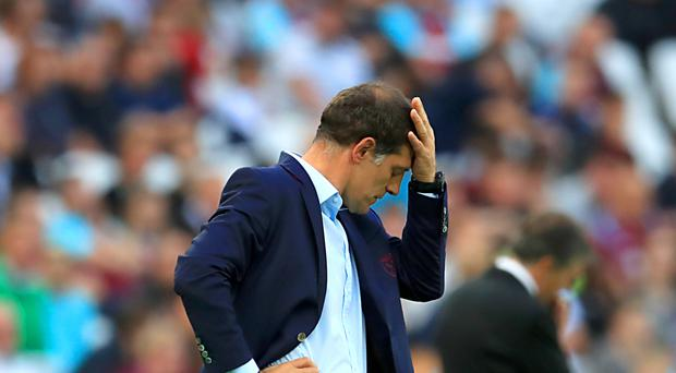 Slaven Bilic and West Ham are enduring a miserable start to the season