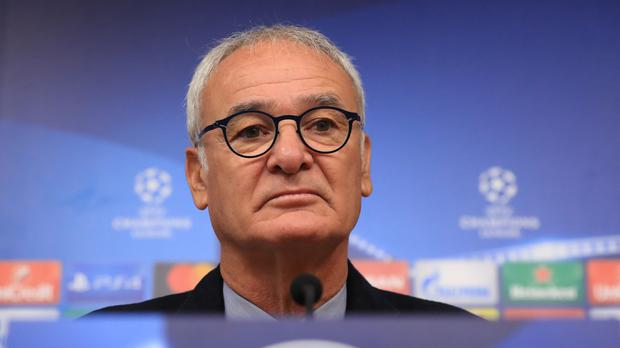 Leicester boss Claudio Ranieri will take charge of his 46th Champions League game as a manager on Tuesday.