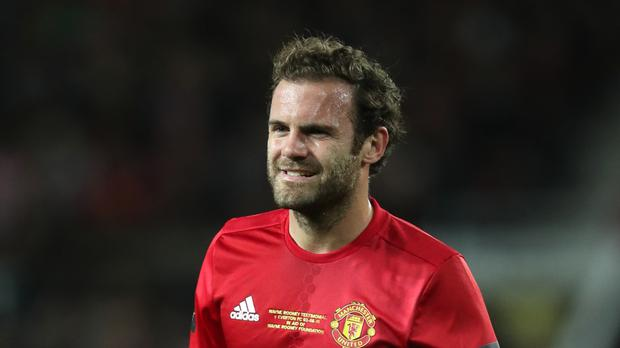 Jose Mourinho considers playmaker Juan Mata to be a key man for his side