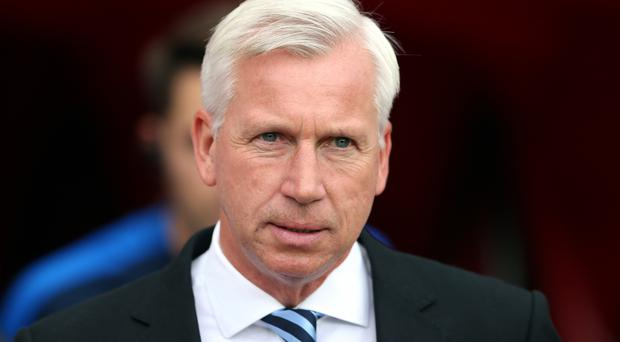 Crystal Palace manager Alan Pardew is one of the names being linked with the England post