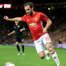 Juan Mata admits Thursday's result was better than the performance