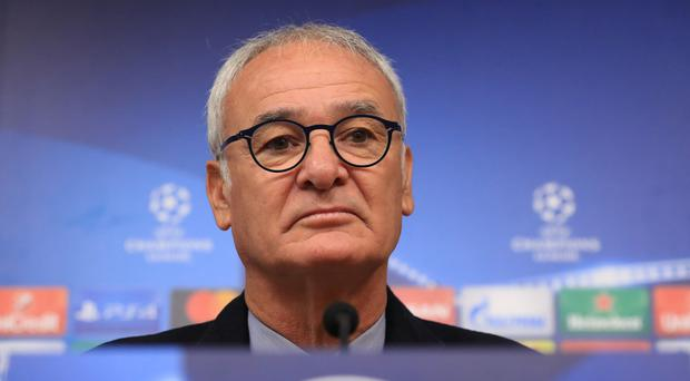 Leicester manager Claudio Ranieri has only lost 14 home games as a Premier League manager
