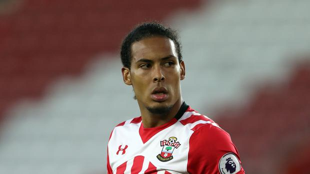 Defender Virgil van Dijk believes Southampton can take confidence into their clash with Leicester