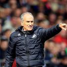 Francesco Guidolin's Swansea future could be bleak after a 2-1 home defeat to Liverpool.